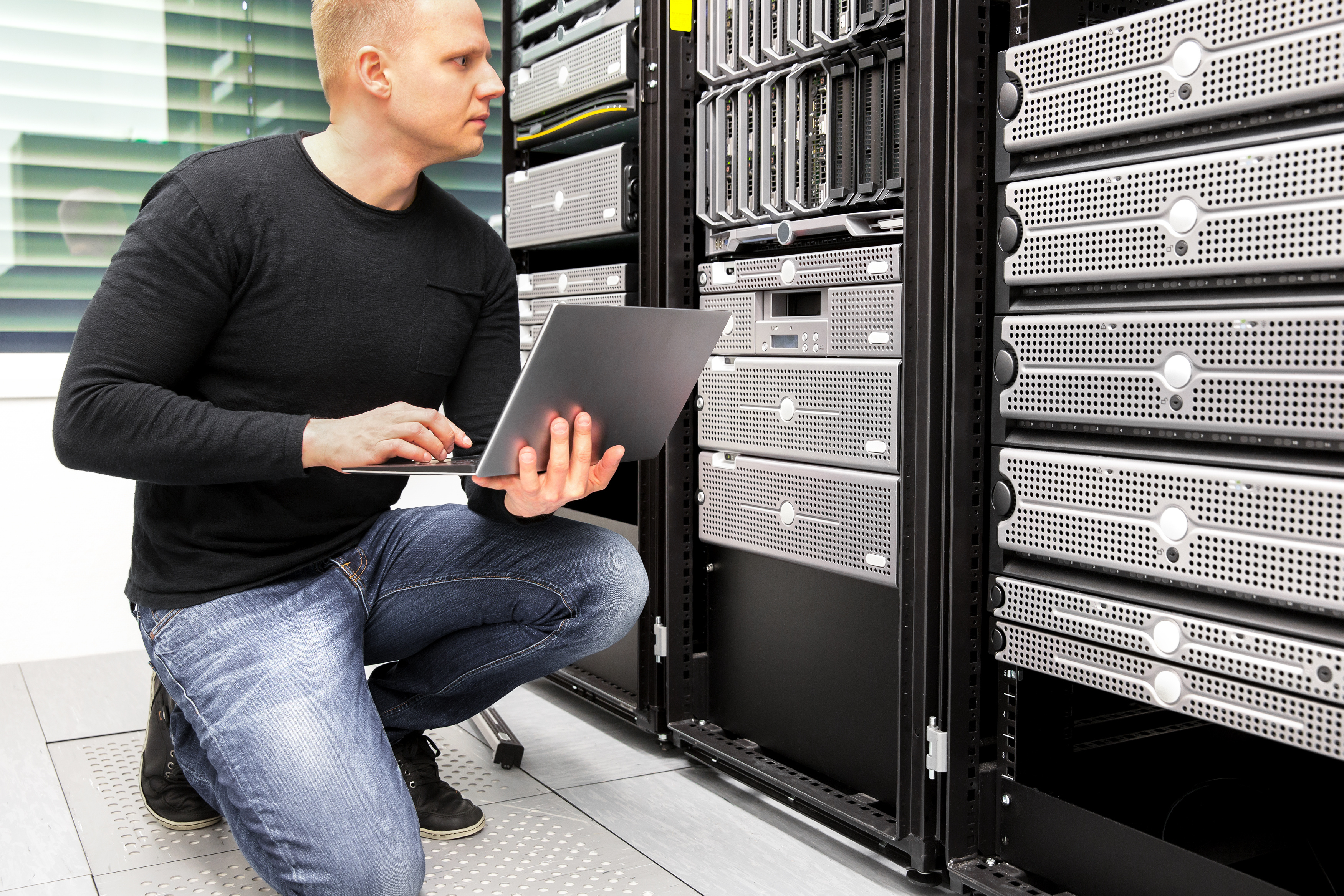 What are the benefits of having a managed IT services solution?